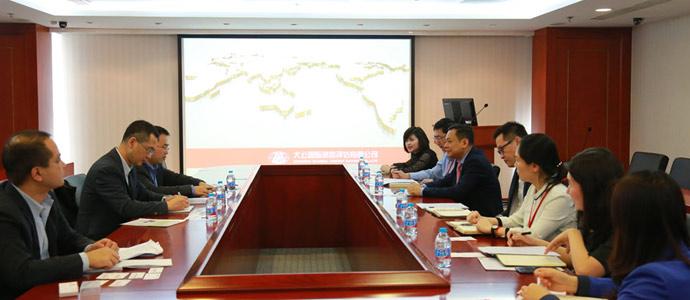 AMRO访问大公磋商中国宏观经济